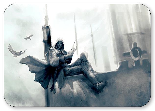 Карманный календарь Assassin's Creed / Кредо ассасина