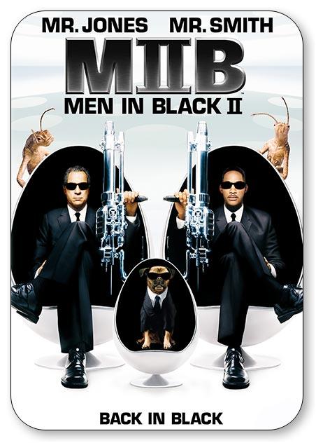 Карманный календарь Men In Black / Люди в Чёрном