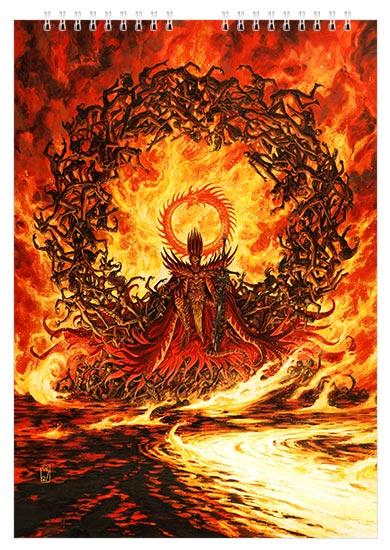 Альбом для рисования Heroes of Might and Magic / Герои меча и магии