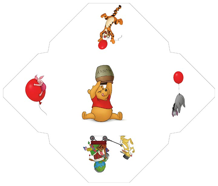 Конверт Winnie the Pooh / Винни-Пух