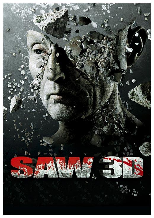 Портретный постер Saw / Пила