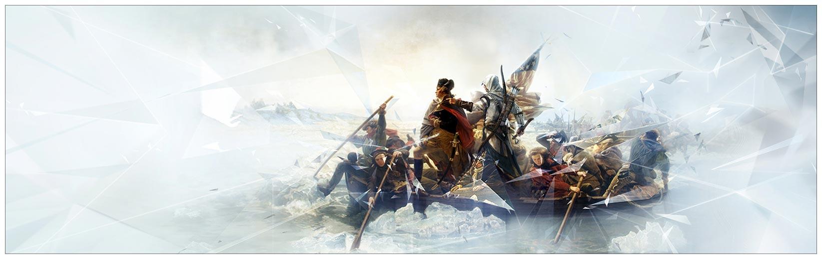 Подарочная обёртка для постеров Assassin's Creed / Кредо ассасина