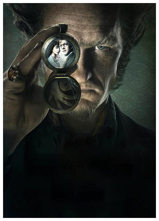 Школьный блокнот Lemony Snicket's A Series of Unfortunate Events / Лемони Сникет: 33 несчастья