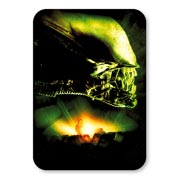 Карманный календарь Alien
