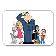 Купить карманные календари American Dad