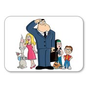Карманный календарь American Dad