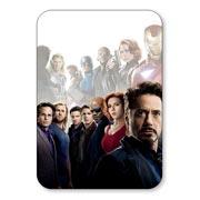 Карманный календарь Avengers