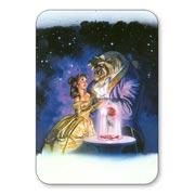 Карманный календарь Beauty and the Beast