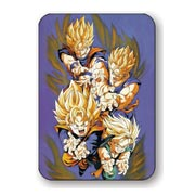 Купить карманные календари Dragon Ball Z