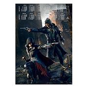 Настенный календарь по аниме/манге Assassin's Creed