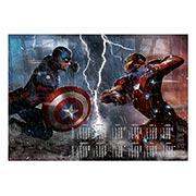 Настенный календарь Captain America