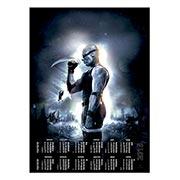 Настенный календарь Chronicles of Riddick