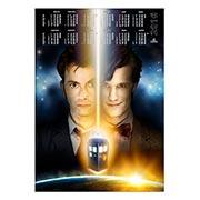 Настенный календарь Doctor Who