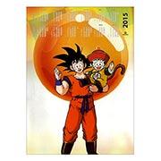 Купить настенные календари Dragon Ball Z