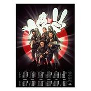 Настенный календарь Ghostbusters