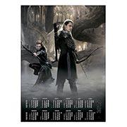 Купить настенные календари Hobbit