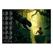 Настенный календарь Jungle Book