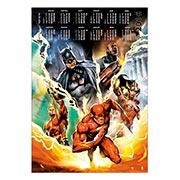 Настенный календарь Justice League