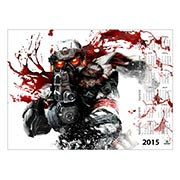Настенный календарь Killzone