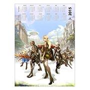 Купить настенные календари Lineage