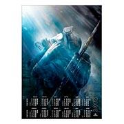 Настенный календарь Metro 2033