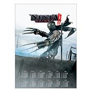 Настенный календарь Ninja Gaiden