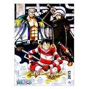 Настенный календарь One Piece