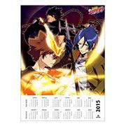 Настенный календарь Kateikyo Hitman Reborn!