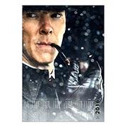 Настенный календарь по аниме/манге Sherlock BBC