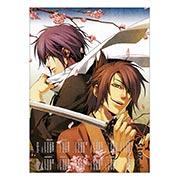 Купить настенные календари Hakuoki: Shinsengumi Kitan