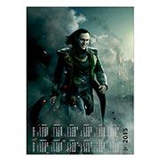 Настенный календарь Thor