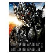 Купить настенные календари Transformers