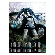 Купить настенные календари Vocaloid