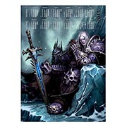 Настенный календарь Warcraft and World of Warcraft