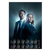 Настенный календарь X-Files