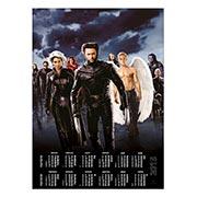 Настенный календарь X-Men
