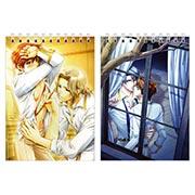 Купить блокноты для рисования Gakuen Heaven