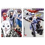 Купить блокноты для рисования Gintama