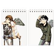 Купить блокноты для рисования Haibane Renmei