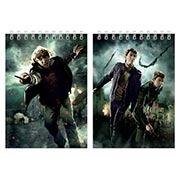 Купить блокноты для рисования Harry Potter