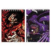 Купить блокноты для рисования Hellsing