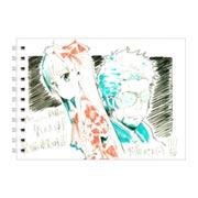 Купить блокноты для рисования K-Project