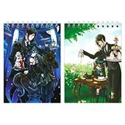 Купить блокноты для рисования Kuroshitsuji