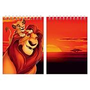 Блокнот для рисования Lion King