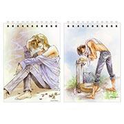 Купить блокноты для рисования Mamiya Oki Art