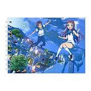 Блокнот для рисования Nagi no Asukara