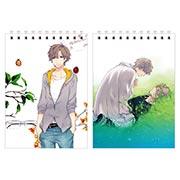 Купить блокноты для рисования Rihito Takarai