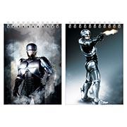 Купить блокноты для рисования RoboCop