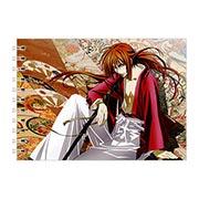 Блокнот для рисования Rurouni Kenshin