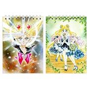 Купить блокноты для рисования Sailor Moon